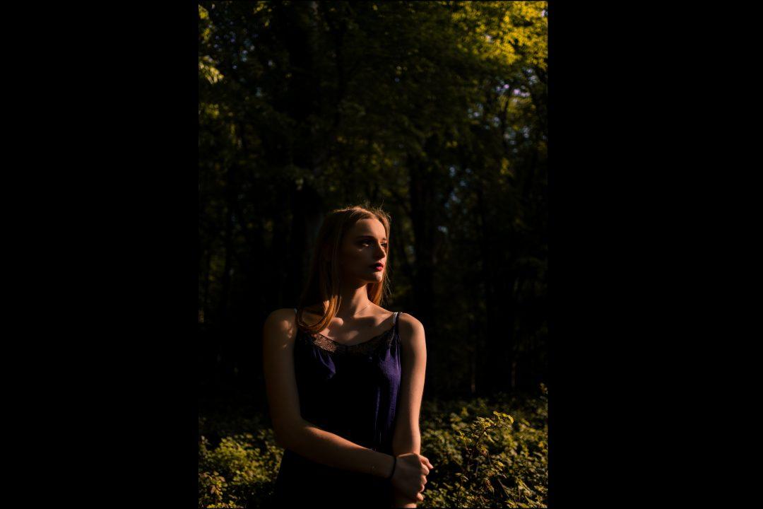 Alice - Printemps en forêt